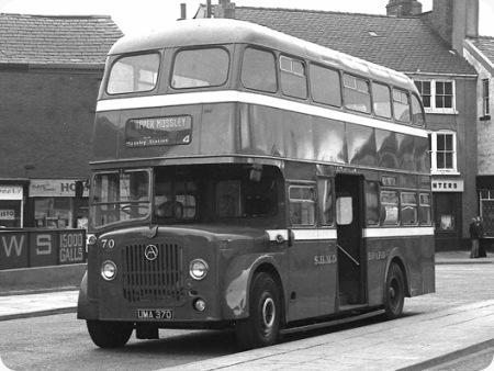 S.H.M.D. - Atkinson Mk II - UMA 370 - 70