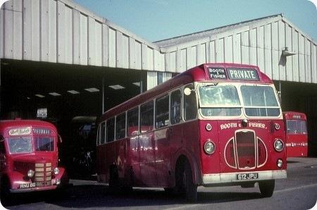 Booth and Fisher - Bristol SC4LK - 612 JPU