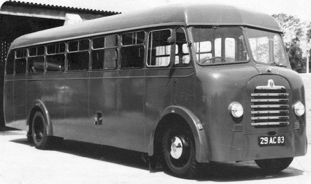 Air Ministry - Bedford SB - 29 AC 83