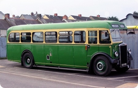 Blackburn Corporation - Leyland PS1 - BCB 340/EAS 956 - 7