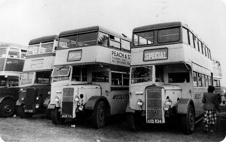 Wesleys of Stoke Goldington - Daimler CWA6 - ASD 834