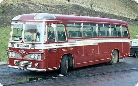 Northern General - AEC Reliance - EFT 551 - 2154