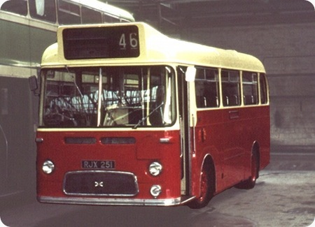 Halifax Corporation - Albion Nimbus NS3AN - RJX 251 - 251