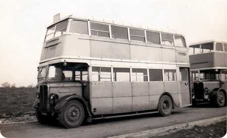 Progressive Coaches (Cambridge) - AEC Regent 1 - FXT 215