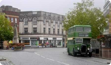 Western National - Bristol KS5G - LTA 813 - W994
