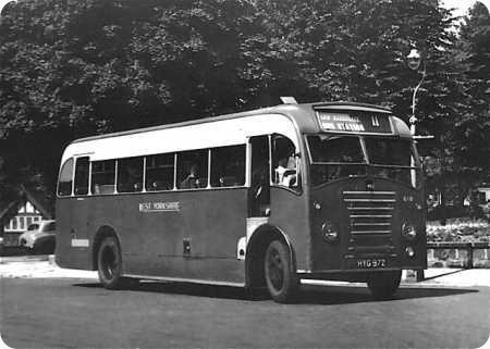 West Yorkshire – Morris Commercial – HYG 972 – 618