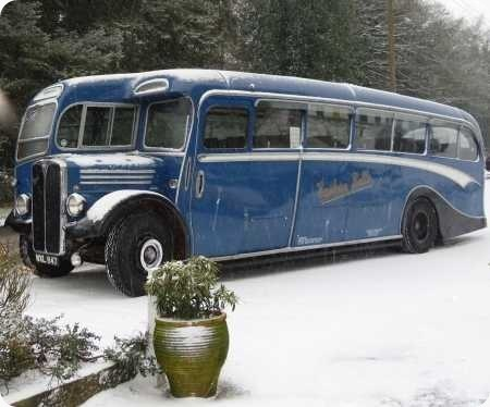 Eastern Belle (London) - AEC Regal MkIII - NXL 847
