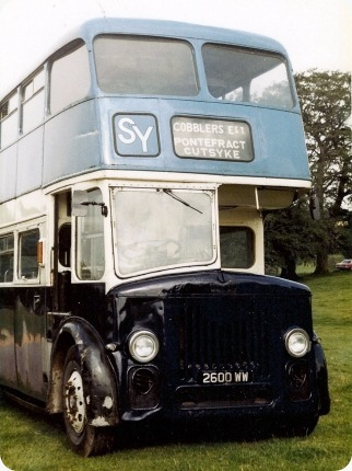 South Yorkshire - Leyland Titan PD3/1 - 2600 WW - 83