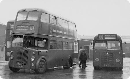 Midland Red - AEC Regent II - JHA 49 - 3148