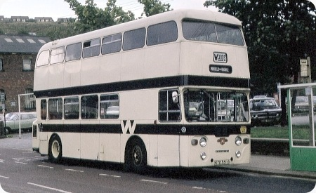 J Wood & Sons - Leyland Atlantean - KTD 551C