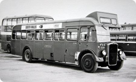 Crosville - Bristol LL6B - NFM 46 - SLB 290