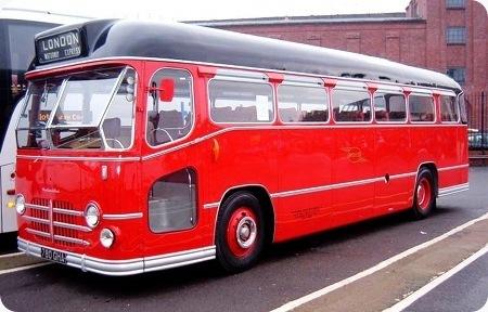 Midland Red - BMMO C5 - 780 GHA - 4780