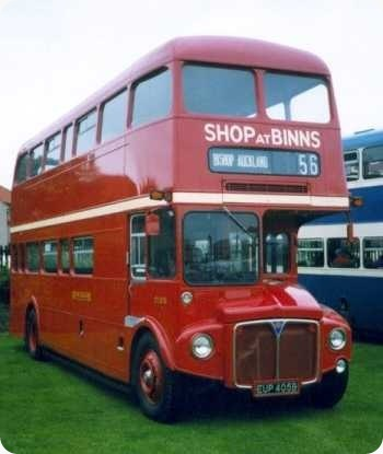 Northern General - AEC Routemaster - EUP 405B - 2105