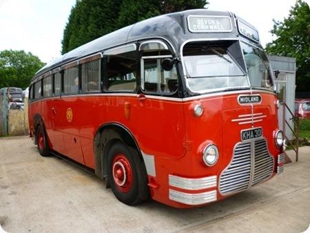 Midland Red - BMMO C1 - KHA 301 - 3301