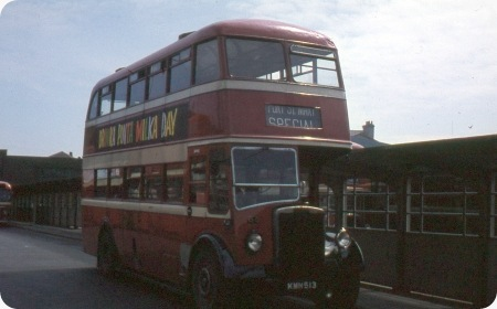 Isle of Man Road Services - Leyland Titan - KMN 513 - 63