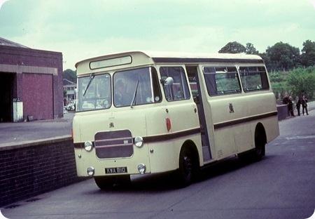Sheffield Corporation - Bedford VAS1 - KWA 811D - 11