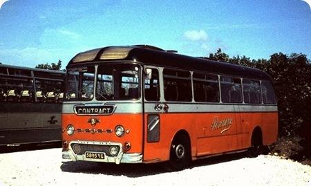 Pennine Motor Services - Leyland Leopard - 5895 YG