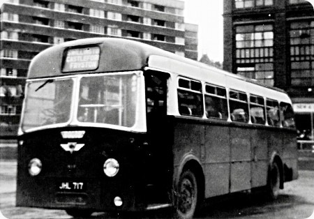 West Riding - AEC Reliance - JHL 717 - 817