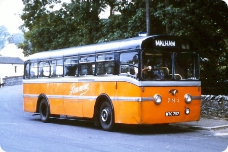 Pennine - Leyland Royal Tiger - MTC 757