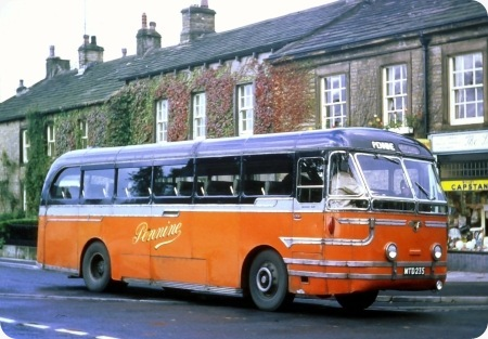 Pennine - Leyland Royal Tiger - MTD 235
