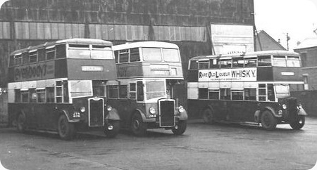 Newcastle Corporation - Leyland Titan - LVK 11 - 359