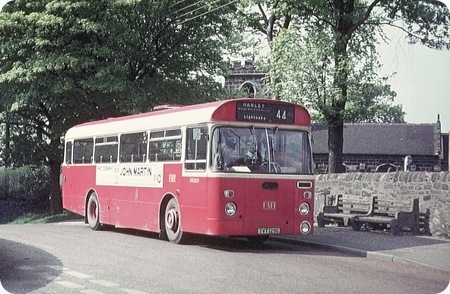 PMT - Leyland Leopard - TVT 129G - SN1129