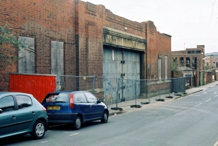 pullmans ex garage