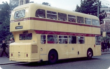 Bournemouth Corporation - Daimler Fleetline - ALJ 341B - 41