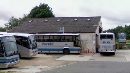 Worths Motor Services Garage