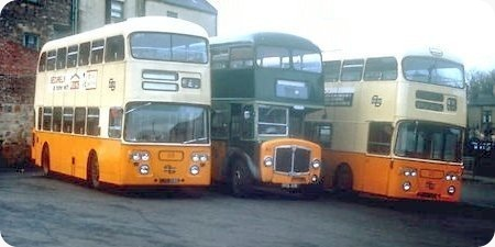 Leeds Corporation - AEC Regent V - 952 JUB - 952