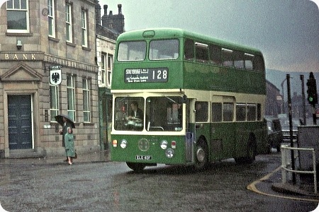 S H M D - Daimler Fleetline - ELG 40F - 40