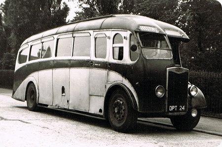 R. Preston of Ferryhill - Tilling Stevens - DPT 24