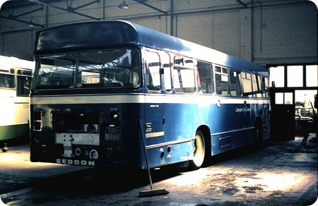 Lancaster Corporation - Seddon RU - TBU 598G - 598