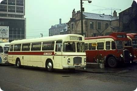 West Yorkshire - Bristol RELH6G - AWR 405B - ERG 5