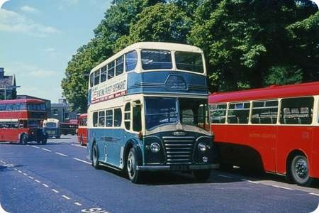 Premier Travel - Leyland Titan PD2 - DCK 212