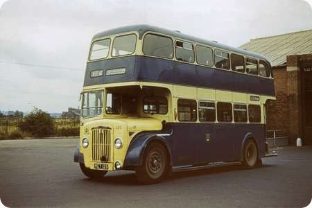 Rotherham Corporation - Daimler CVG6 - MET 125 - 125
