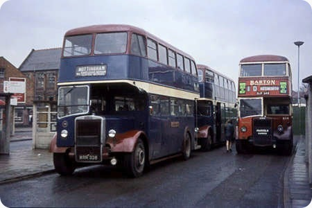 South Notts – Leyland TitanPD2 – MRR 338 – 48