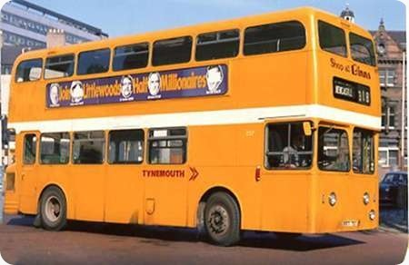 Tynemouth and District - Leyland Atlantean - FFT 757 - 257