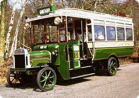 Barnsley & District - Leyland S3.30.T - HE 12 - 5