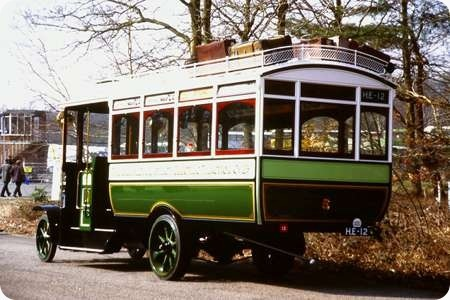 Barnsley & District - Leyland S3.30.T - HE 12 - 5