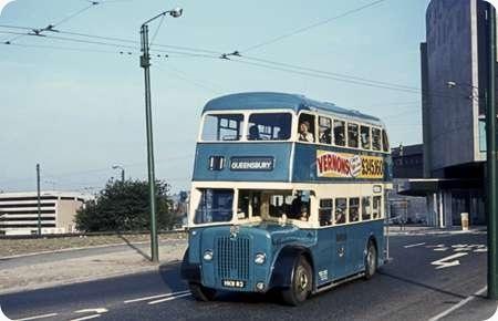 Bradford Corporation - AEC Regent III - HKW 82 - 82