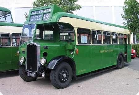 Western National - Bristol L5G -DOD 518 - 333