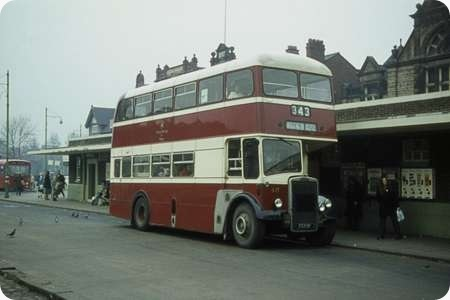 Wigan Corporation - Leyland PD2/37 - FEK 9F - 46