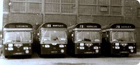 Leeds City Transport - AEC Swift - JNW 952E - 52