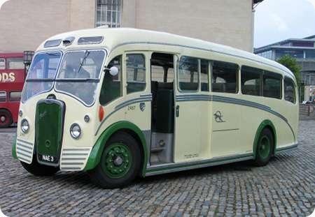 Bristol Tramways - Bristol L6B - NAE 3 - 2467