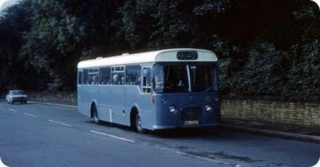 Demonstrator - Seddon Pennine IV - RBU 902F