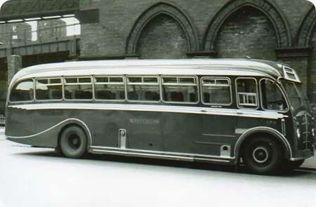 Wakefields Motors - AEC Regal - FT 7278 - 178