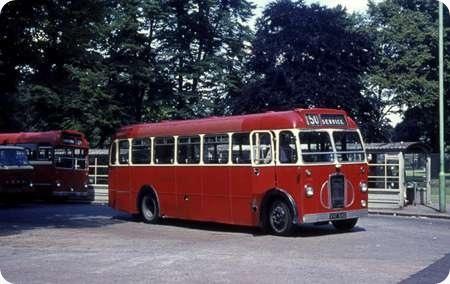 Eastern Counties - Bristol SC4LK - VVF 540 - LC540