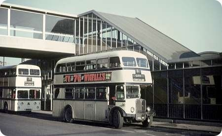Sheffield Corporation - AEC Regent III - RWA174 - 2174