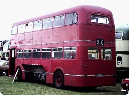 Midland Red - BMMO D10 - 943 KHA - 4943